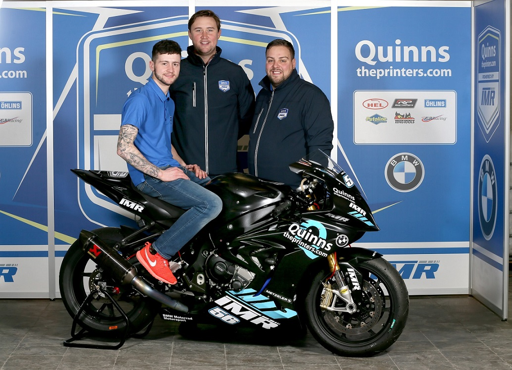 ADAM MCLEAN JOINS QUINNS IMRACING FOR 2018017