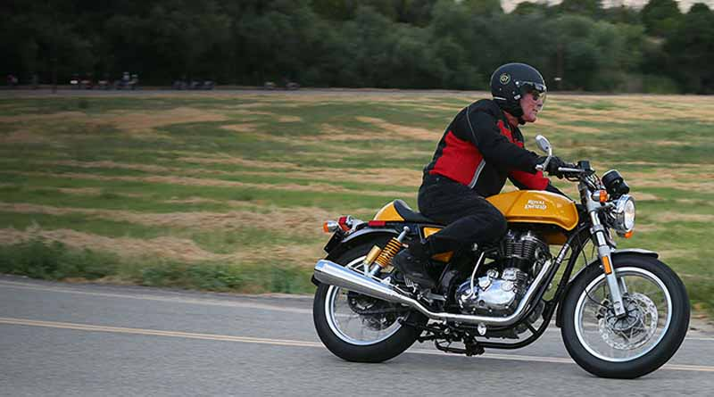 2017 Royal Enfield Continental GT1 small