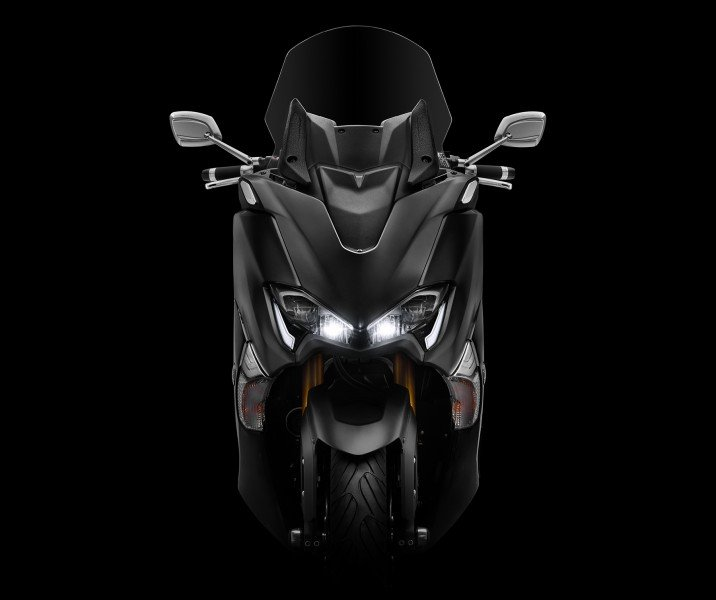 Cover newsletter YAMAHA TMAX SX ES 2