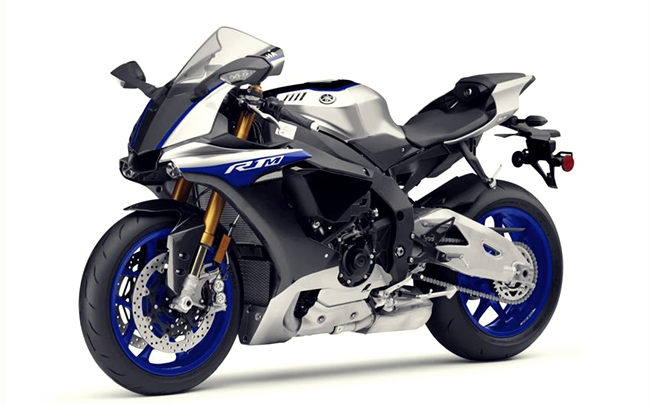 2018 Yamaha YZF R1M Review