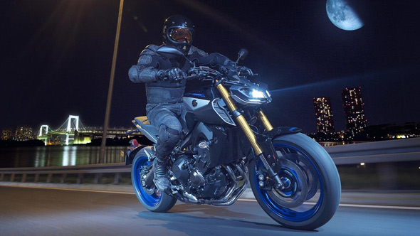 Yamaha MT09SP