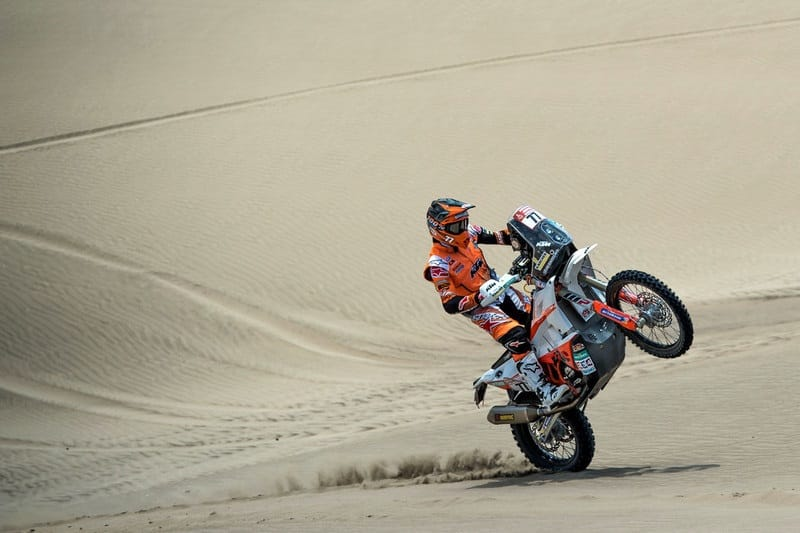 217362 Luciano.Benavides Red Bull KTM Factory Racing Dakar2018 067
