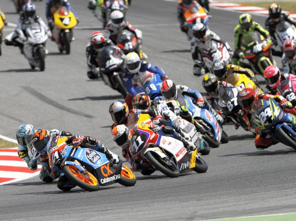 cev barcellona start 2012