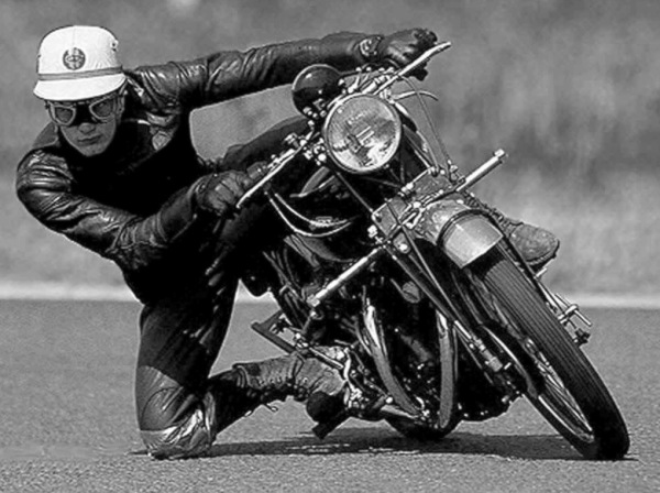 john-surtees-vincent-knee-drag