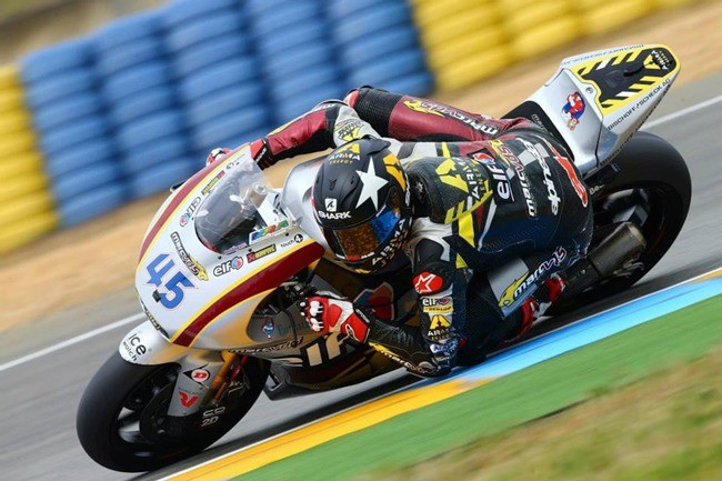 scott redding lemans