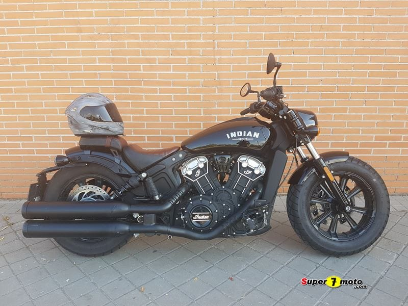 Indian Scout Bobber 13